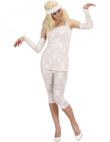 Costume mummia donna
