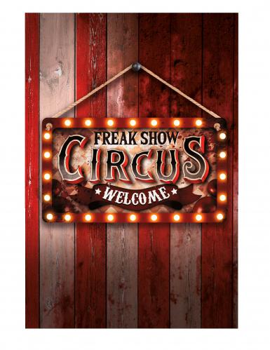 Decorazione cartello Halloween