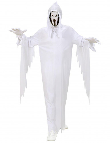 Costume fantasma adulto Halloween