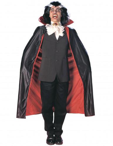 Mantello vampiro reversibile adulto halloween