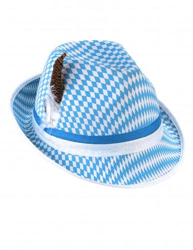 Cappello bandiera bavarese adulto