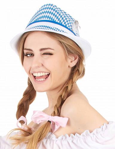 Cappello bandiera bavarese adulto-2