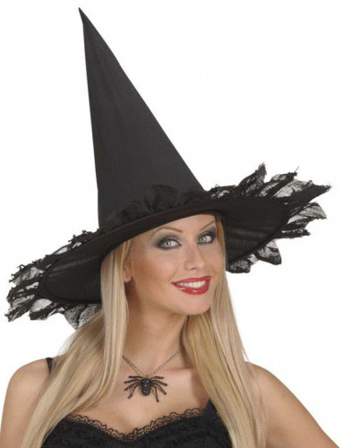 Collana ragno da strega Halloween