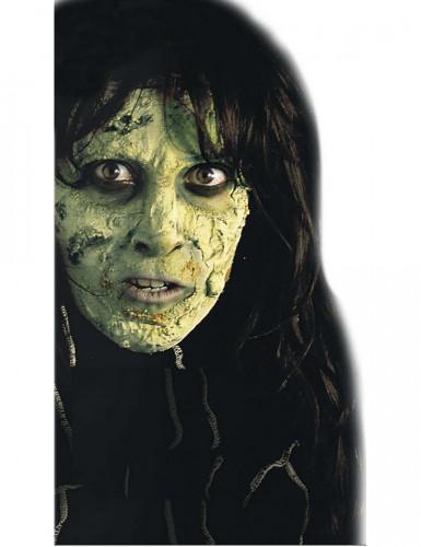 Trucco pelle verde Halloween