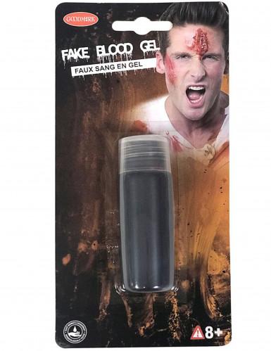 Bottiglia sangue finto gel Halloween