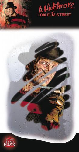 Decorazione specchio appannato Freddy Krueger™