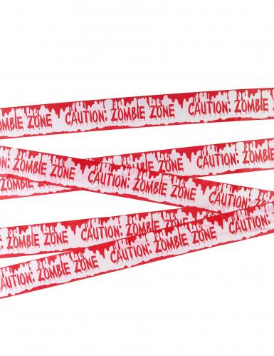 Fascia zona zombie - Halloween