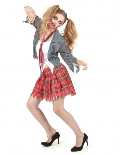 Costume zombie alunna Halloween-1