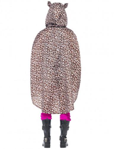 Poncho leopardo adulto-2