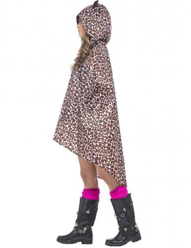 Poncho leopardo adulto-1