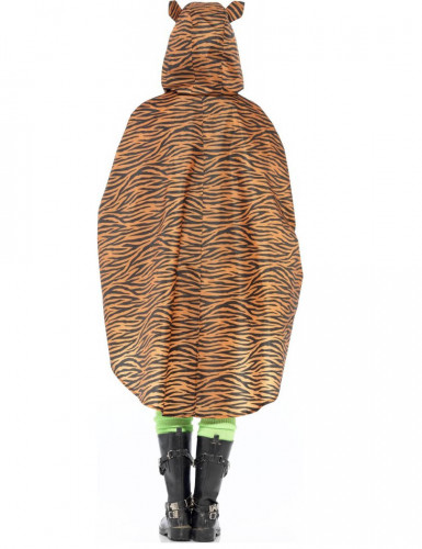 Poncho tigre adulto-2