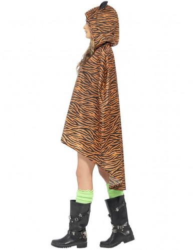 Poncho tigre adulto-1