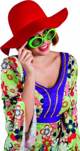Cappello estivo rosso donna