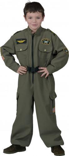 Costume pilota di linea bambino