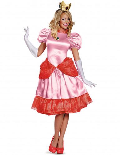 Costume Principessa Peach™ deluxe donna