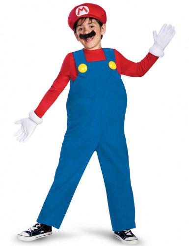 Costume da Mario™deluxe bambino
