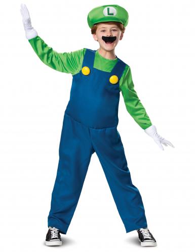 Costume Luigi™ deluxe bambino