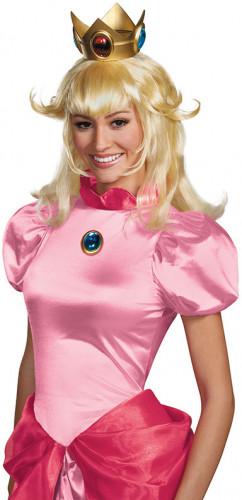 Parrucca Principessa Peach™ adulto