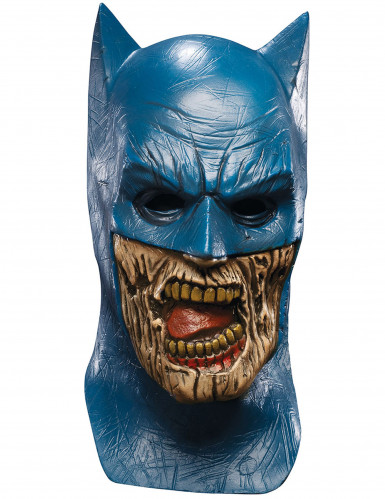 Maschera integrale Batman zombie Blackest Night™ adulto