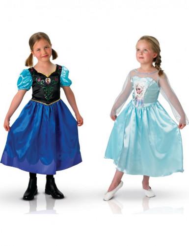 Travestimento coppia Anna e Elsa Frozen-Il regno di Ghiaccio™