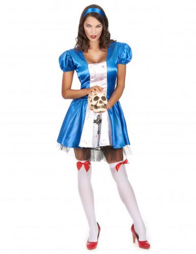 Costume principessa insanguinata Halloween