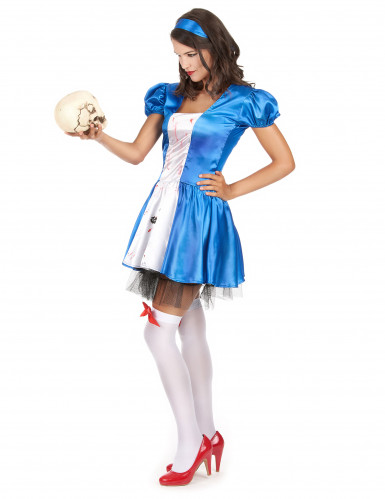 Costume principessa insanguinata Halloween-1