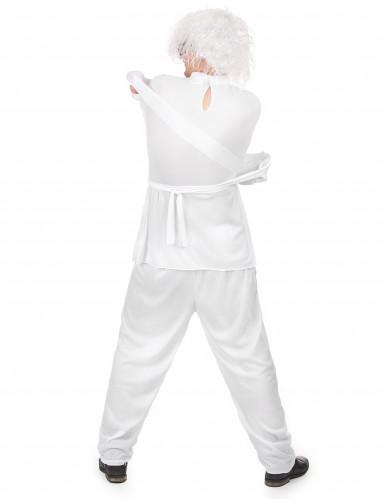 Costume da psicopatico con camicia di forza-2