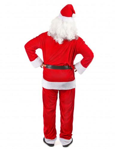 Costume Babbo Natale deluxe uomo-2