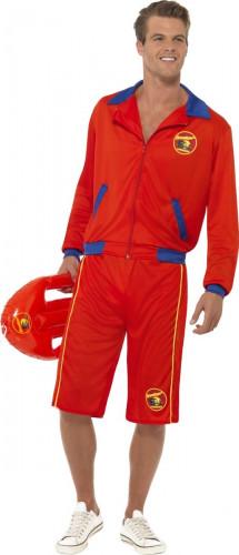 Costume bagnino di Baywatch™ adulto
