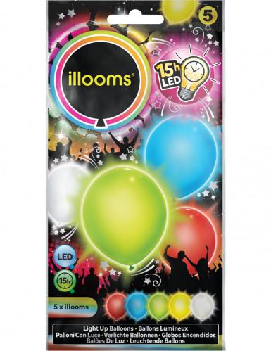 Palloncini a led multicolore Illoms™-1
