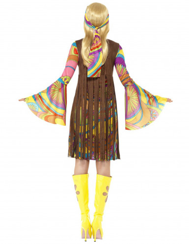 Costume hippie anni '70 donna-2