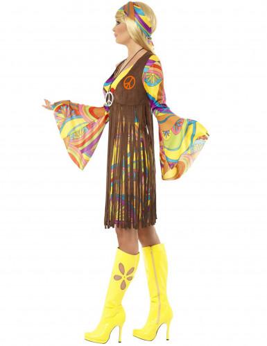Costume hippie anni '70 donna-1