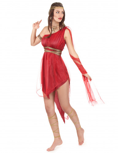 Costume dea romana adulto-2