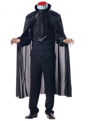 Costume cavaliere senza testa per adulto