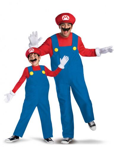 Costume coppia Mario™ padre e figlio