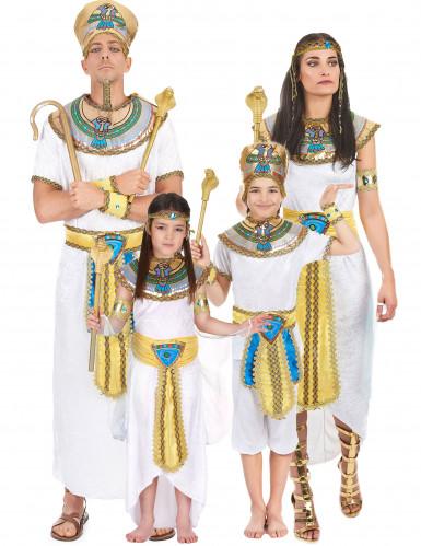 Costume famiglia egizia