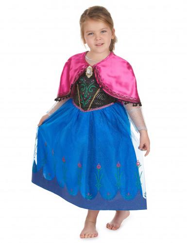 Costume sonoro deluxe da Anna Frozen™ per bambina