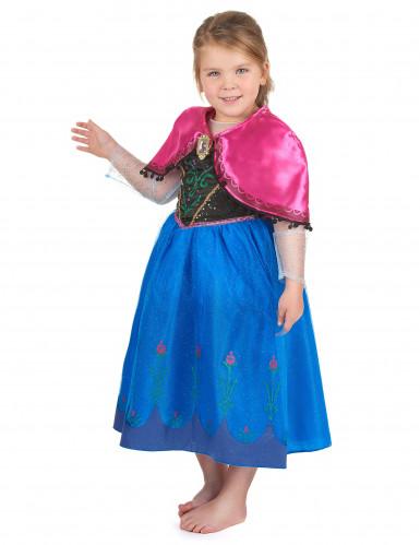 Costume sonoro deluxe da Anna Frozen™ per bambina-1