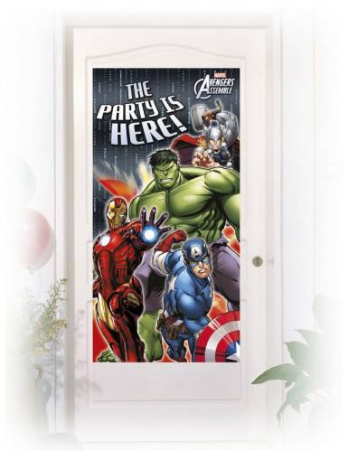 Decorazione da porta Avengers™