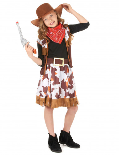 Costume cowboy per bambina