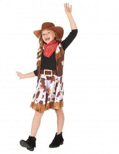 Costume cowboy per bambina-1