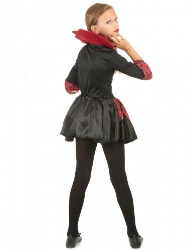 Costume miniabito da vampiro bambina-2