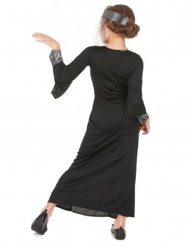 Costume dama medievale bambina-2