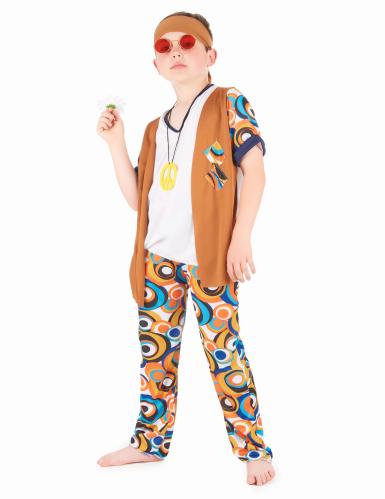 Costume Hippy bambino-1