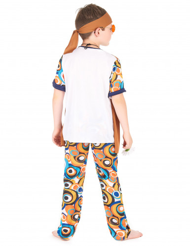 Costume Hippy bambino-2