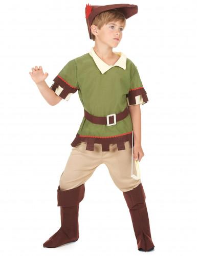 Costume paladino dei boschi bambino-1
