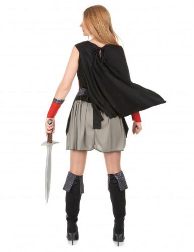 Costume cavaliere medievale donna-2
