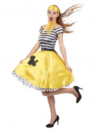 Costume Anni '50 donna-1