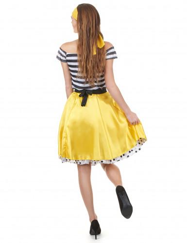 Costume Anni '50 donna-2