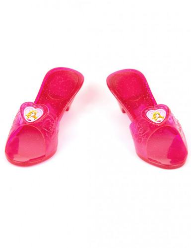 Scarpette La Bella Addormentata nel Bosco™ rosa trasparente-1